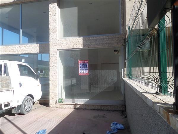 Bursa Osmangazi Yunuselin'de 85M2 Cadde Üstü Kiralık Dükkan