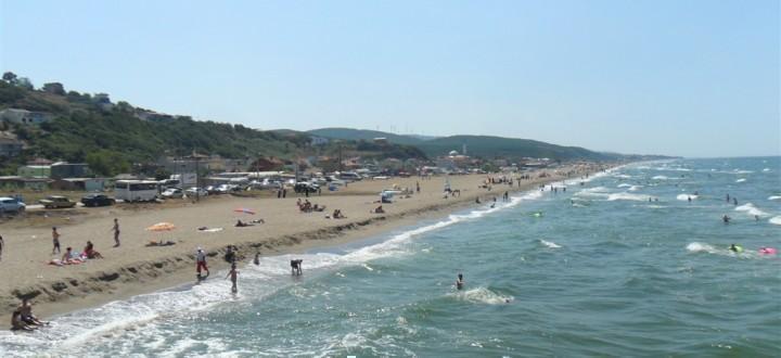 Bursa Mudanya Eğercede'de Denize Sıfır 2000m2 Arsa İçinde İşletme