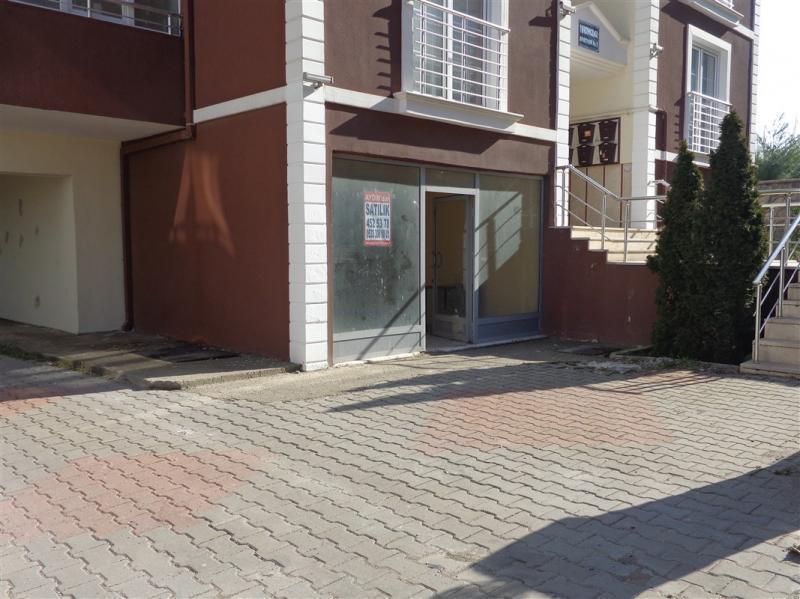 Bursa Nilüfer Konak Cad Yatırımlık Satılık 70 m2 dükkan 82000TL