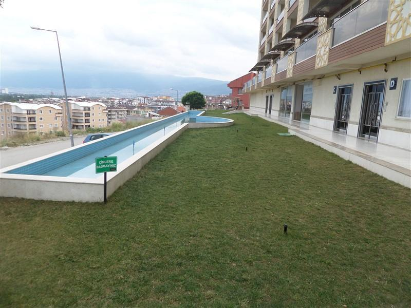 Bursa  Yunuseli  Akyıldız'da Süper Manzaralı  Kiralık 3+1 Daire