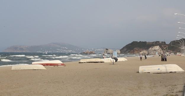 Bursa Mudanya Eğercede'de Denize Sıfır 2000m2 Arsa