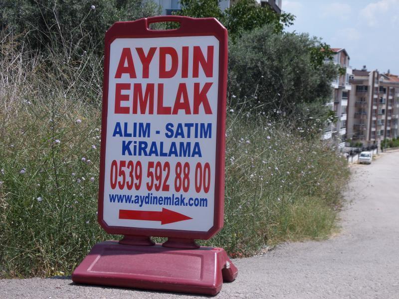 Bursa Yunuseli'de Ana Cadde Üzerinde Satılık 190 m2 Ucuz Arsa