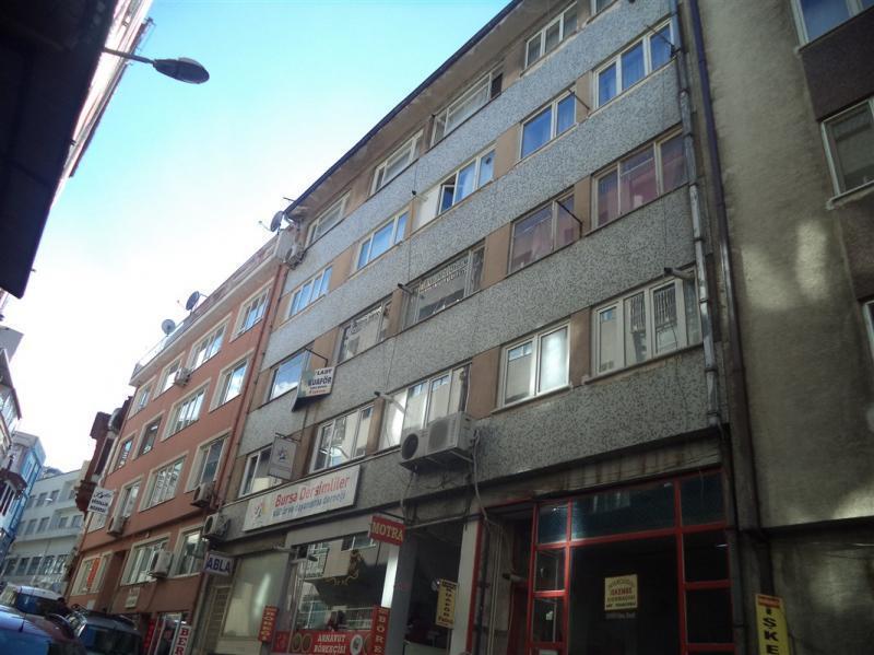 Osmangazi Heykel'de 1+1 Lüx Eşyalı Kiralık Daire