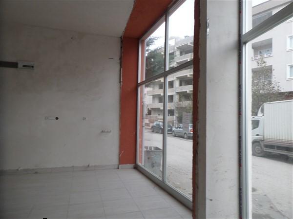 Bursa Yunuseli Akyıldız'da Satılık Altı Dükkan 2 Katlı Müstakil