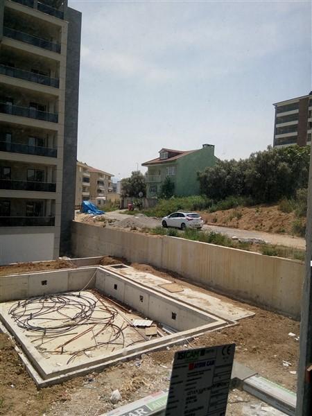 Bursa Osmanğazi Yunuselin'de Süper - Lüks 3+1 Ve 160 m2 Dairele