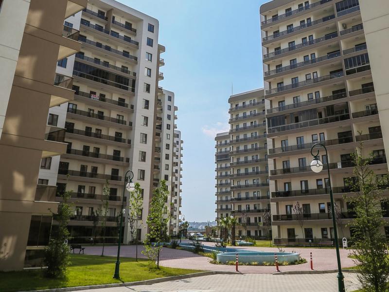 BURSA Osmanzi prestij park modern yunuseli 3+1 teraslı Dubleks.