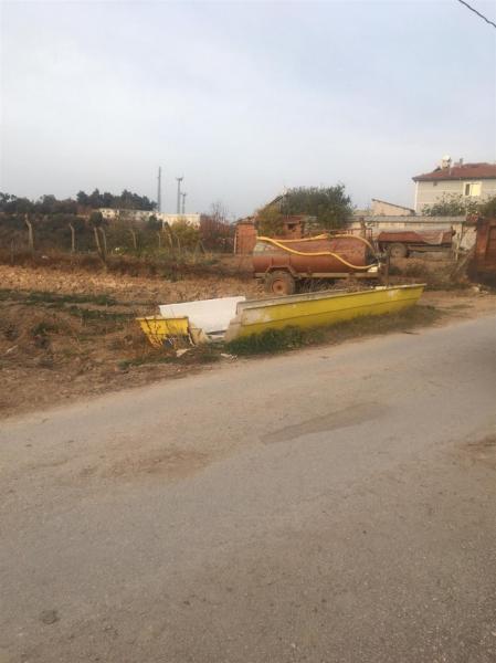 OSMANGAZİ SELÇUKGAZİ'DE SATILIK 1500 M2 ARSA