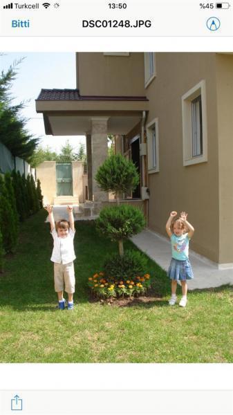 MUDANYA BADEMLİ'DE SATILIK 8+2  ANAOKULU OLMAYA UYGUN VİLLA