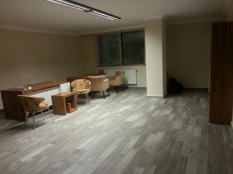 Bursa Nilüfer Özlüce de 140 M2 Satılık Büro Ofis