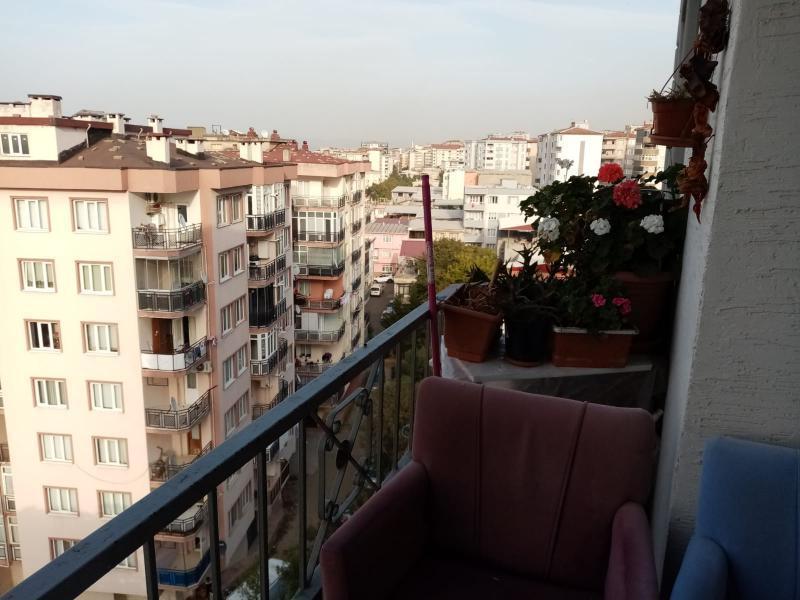 YILDIRIM ERİKLİ'DE ACİL SATILIK 140m2 ARA KAT FUL BAKIMLI DAİRE
