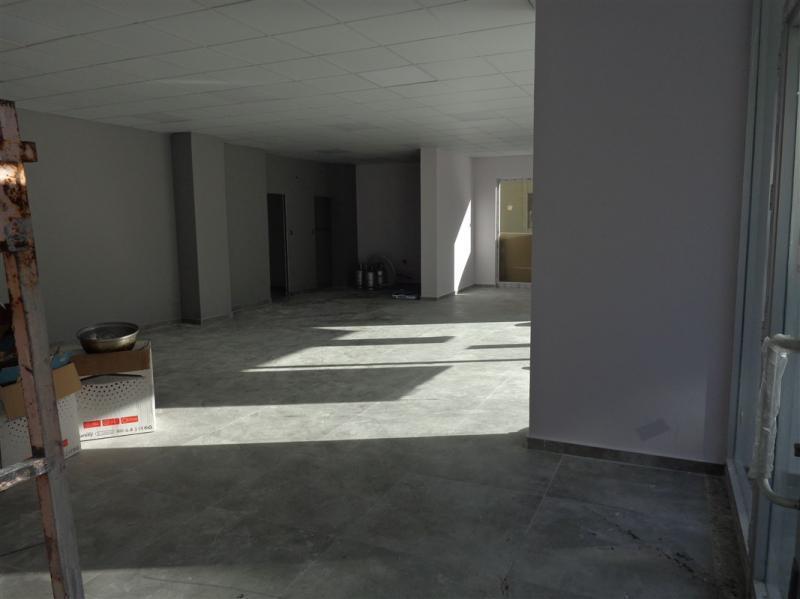 BURSA NİLÜFER BEŞEVLER DE CADDEYE CEPHE KİRALIK 110 m2 DÜKKAN